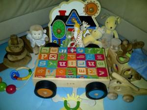 organic baby toys