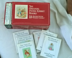 Complete beatrix potter collectiopn