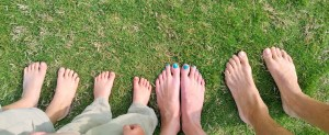 earthing for kids